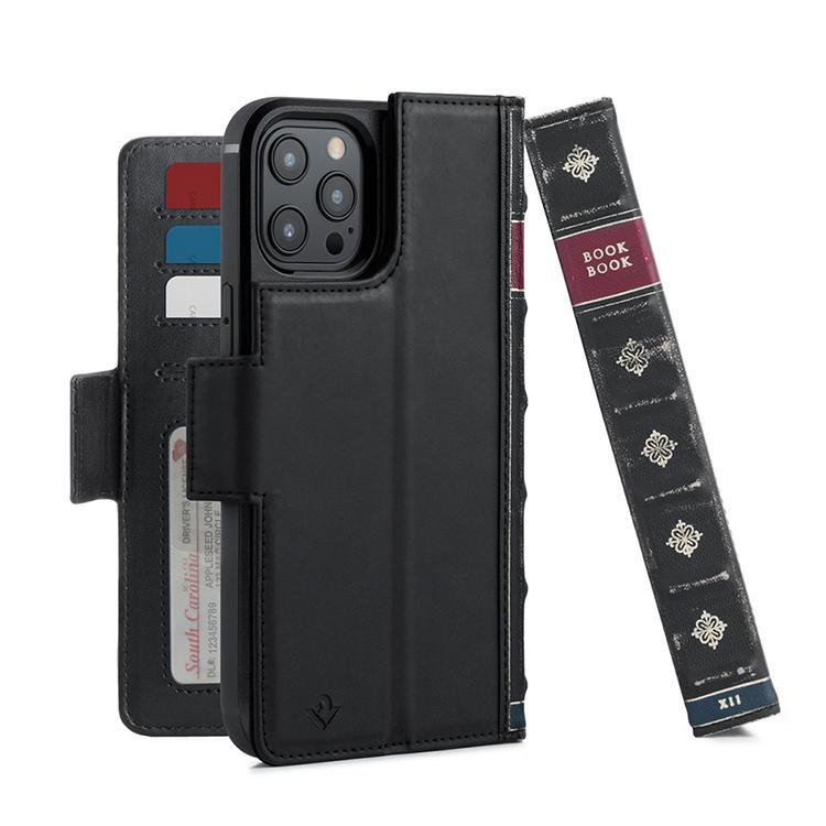 iPhone用ケース Twelve South BookBook iPhone 12 Pro Max 手帳型  ワイヤレス充電対応 全2種|focalpoint|04