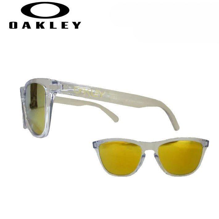 OAKLEY オークリー サングラス フロッグスキン FROGSKIN 9245-39 ASIA FIT アジアンフィット 日本正規品 代引料無料