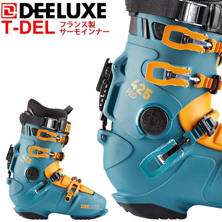 送料無料 19-20 DEELUXE ディーラックス TRACK425 PRO T-DEL トラック プロ ティーデル サーモインナー スノーボード ハードブーツ アルペン 日本正規品