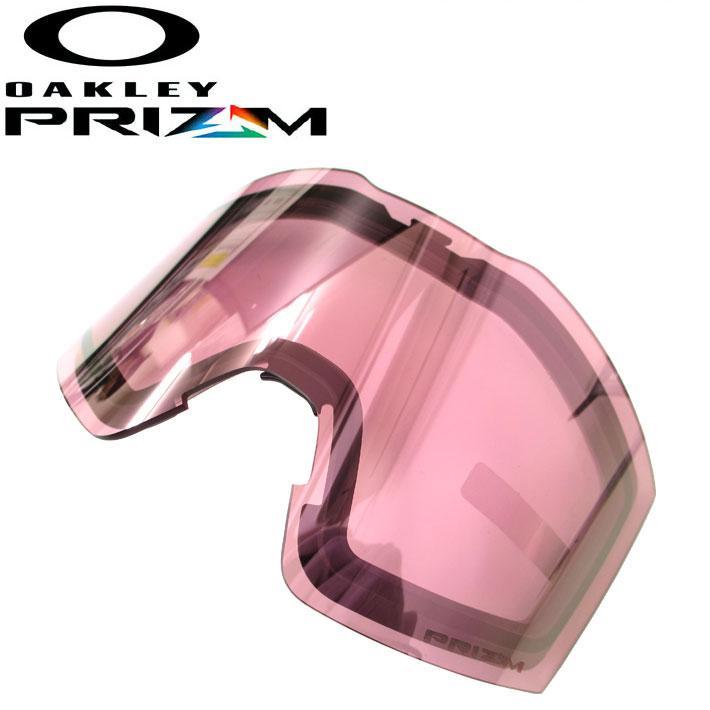 OAKLEY オークリー FALL LINE XM フォールライン エックスエム スペアレンズ [ Prizm Hi ピンク Iridium ] プリズムレンズ スノーゴーグル 日本正規品
