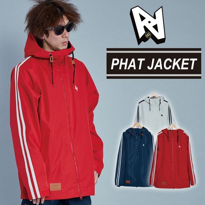 19-20 AA hardwear ダブルエー ウエア 【PHAT JACKET 】 ファットジャケット メンズ ジャケット スノーボード SNOW WEAR ウェアー