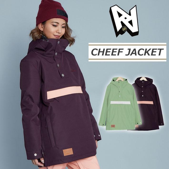 19-20 AA hardwear ダブルエー ウエア レディース 【CHEEF JACKET 】 チーフジャケット ジャケット スノーボード SNOW WEAR ウェアー