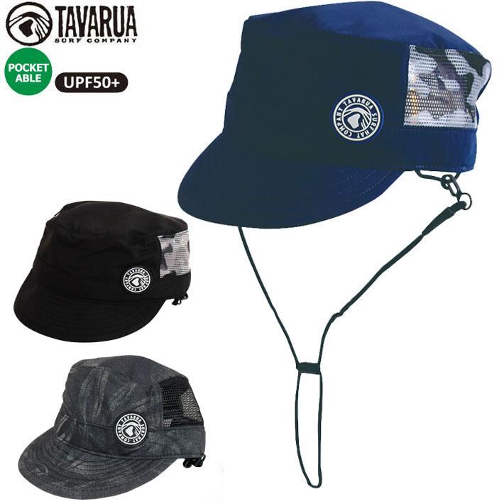 TAVARUA サーフキャップ TM2004 新作からSALEアイテム等お得な商品満載 ポケッタブルCAP 帽子 割引