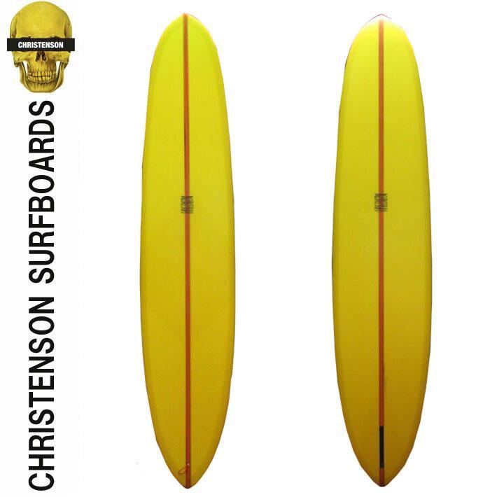限定価格セール! クリステンソン サーフボード christenson surfboards C-Hag 9'3 C-Hag (Warm Yellow サンドフィニッシュ クリステンソン surfboards ツヤ無し) Cハグ ロングボード [条件付き送料無料], ブランド専門店ケーズセレクト:066239fc --- persianlanguageservices.com