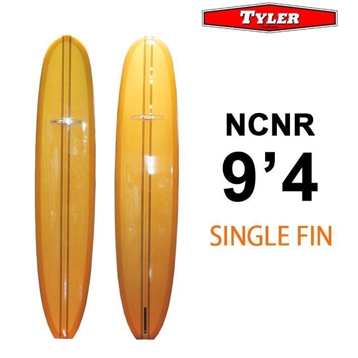 お手頃価格 TYLER SURFBOARDS タイラー サーフボード ロングボード NCNR 9'4 FIN SINGLE FIN シングルフィン タイラー ロングボード [条件付き送料無料], シモタカイグン:e20fcbb1 --- persianlanguageservices.com