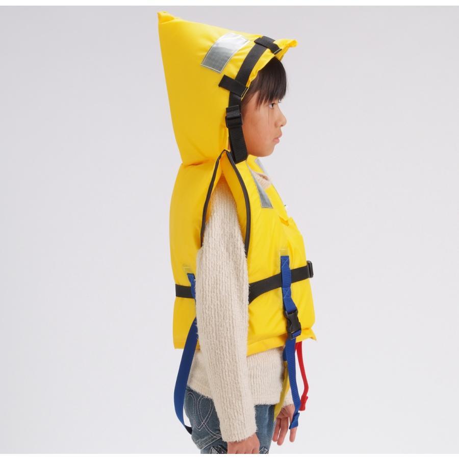 水難防災個人保護具/幼児から大人までサイズ対応、省スペース収納タイプM専用ケース付き|for-tune-shop|04
