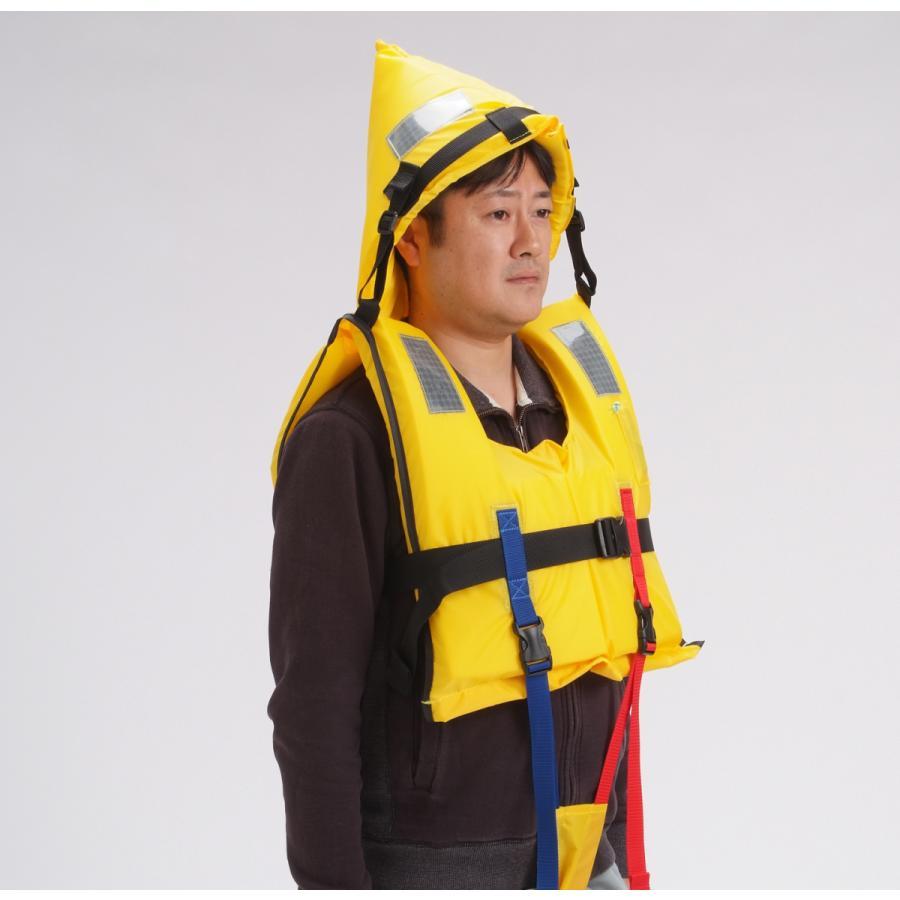 水難防災個人保護具/幼児から大人までサイズ対応、省スペース収納タイプS|for-tune-shop|05