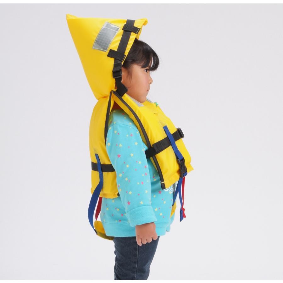 水難防災個人保護具/幼児から大人までサイズ対応、省スペース収納タイプS|for-tune-shop|06