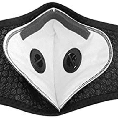 Fortune Sports Mask エアバルブ付きスポーツマスク ブラック PM2.5ウイルス花粉対応 洗える ムレない フィルター1枚付き for-tune-shop 02