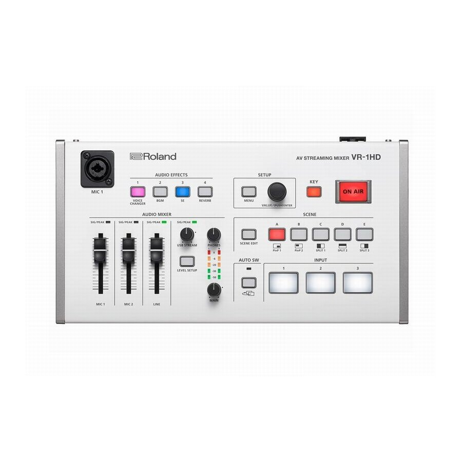 ROLAND VR-1HD forest-shop