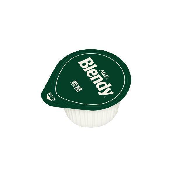 (まとめ)味の素AGF ブレンディポーションコーヒー無糖24個〔×5セット〕