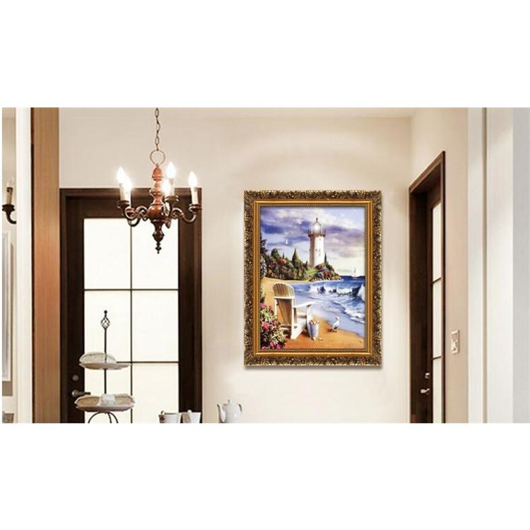 絵画 油絵 壁掛け 花の絵画 アートパネル 額つき インテリア 美術品 寝室 玄関飾り  撥水 縁起物 北欧風 forestjapan 04