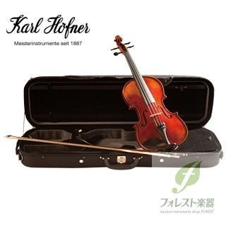 カールヘフナー アウトフィットバイオリン #100 4/4サイズ·ケース&弓付き