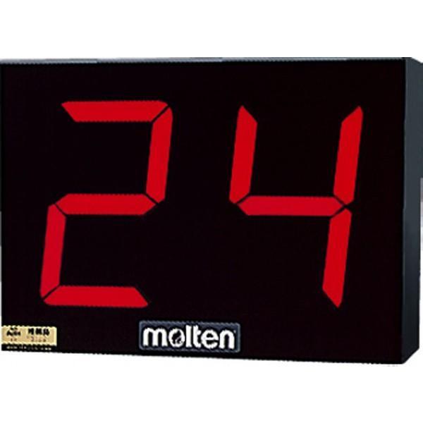 モルテン(molten)ショットクロック 24秒計 UX0040 代引き不可