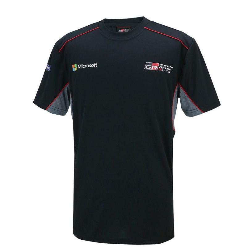 トヨタ ガズー レーシング WRC チーム Tシャツ TOYOTA GAZOO Racing ラリー