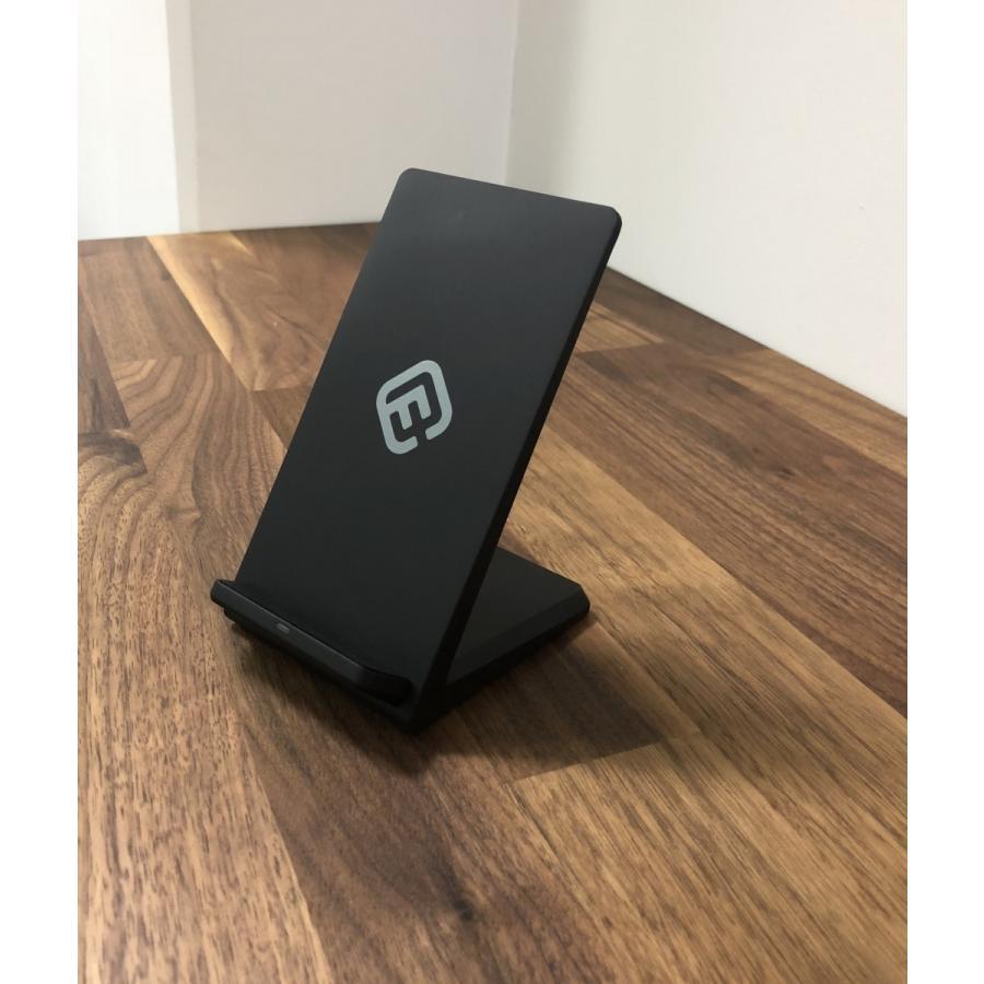 ワイヤレス充電器 iPhone 充電 急速 スタンド ワイヤレス充電 Qi 2コイル 無線充電 Android iPhone13 iPhone12 Pro Max mini iPhone11 SE iPhone8 40s FIS1|forties|19