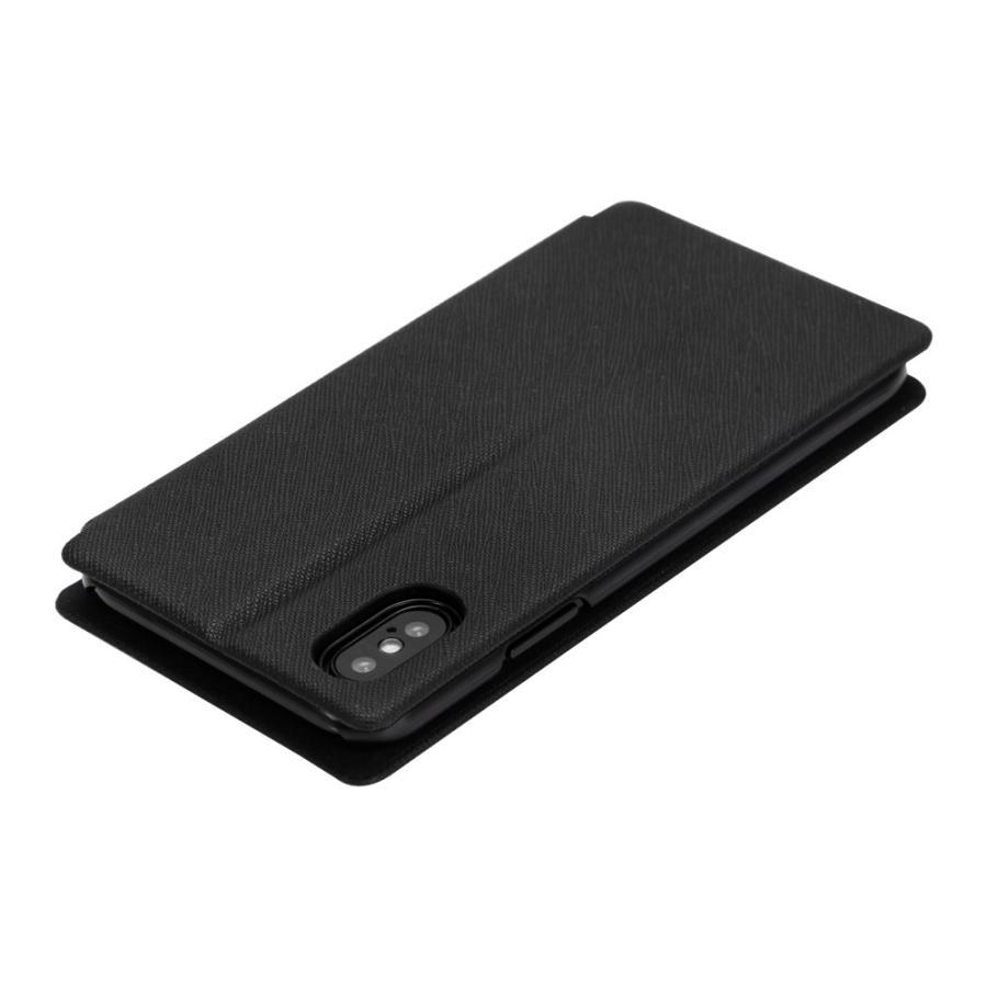 iPhone XS ケース 手帳型 iPhoneXS 耐衝撃 スタンド機能 薄型 カード収納 Qi ワイヤレス充電対応ケース おしゃれ ポイント消化 送料無 40s|forties|11