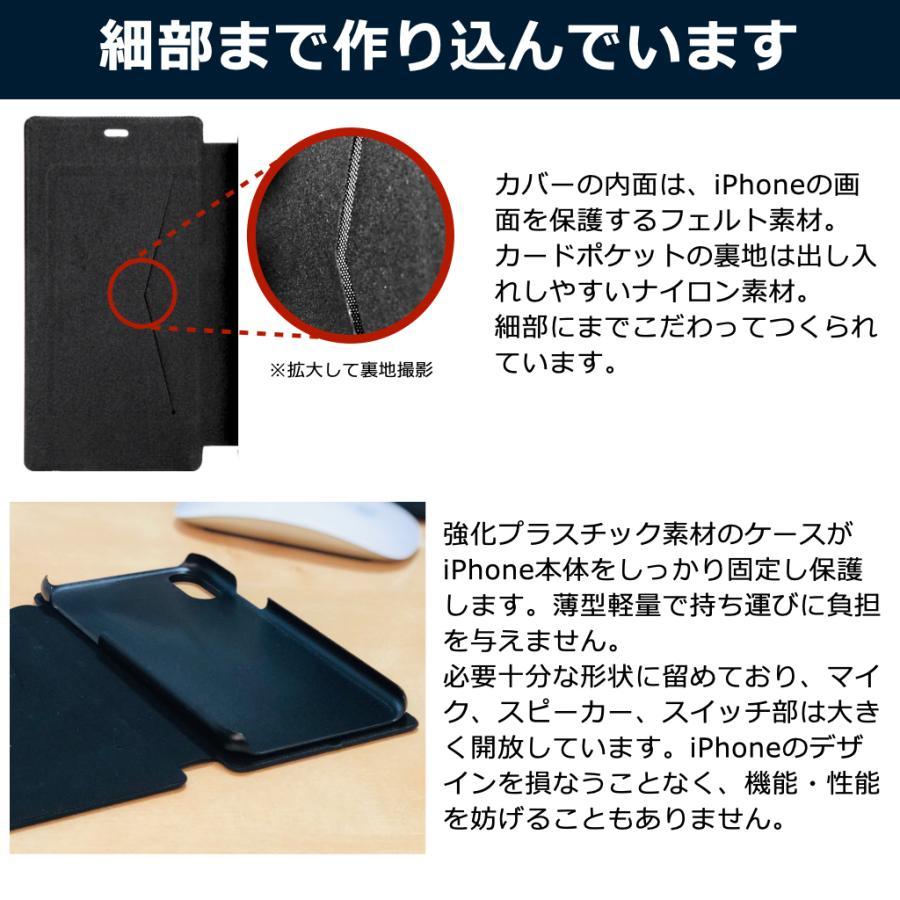 iPhone XS ケース 手帳型 iPhoneXS 耐衝撃 スタンド機能 薄型 カード収納 Qi ワイヤレス充電対応ケース おしゃれ ポイント消化 送料無 40s|forties|08