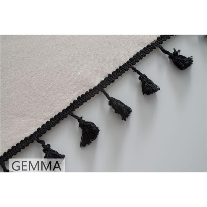 カーテン 綿麻 穴タイプ フック ボヘミア風 幾何 一体型カーテン リネン 和風 日系 新生活 部屋 洗える 完成品 カーテン|fortuna-gemma|18