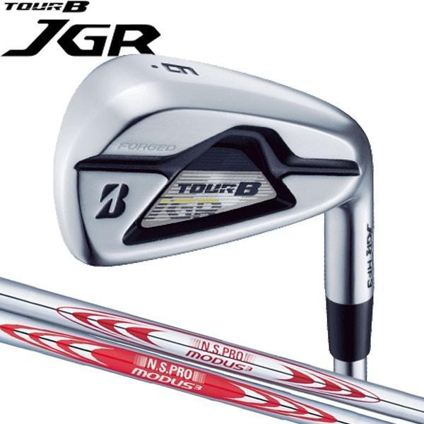 ブリヂストンゴルフ ツアーB 2020 NEW JGR HF3 アイアンセット [NS PRO モーダス ツアー ] MODUS TOUR105/120/130 システム3 125 5本セット(#6〜#9,PW)