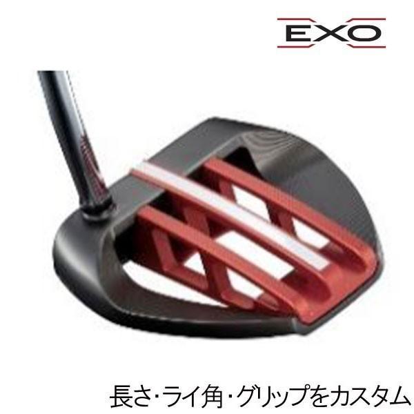 オデッセイ EXO(エクソー) パター MARXMAN(マークスマン) ネオマレット型(マレットタイプ) ODYSSEY EXO