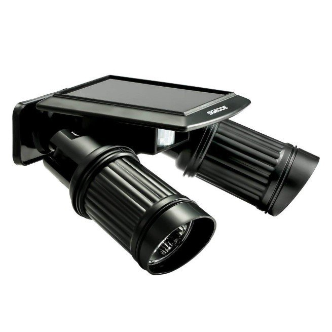 ソーラーライト 屋外 人感センサー LED 明るい おしゃれ 防水 センサーライト 玄関 防犯 ライト 外灯|four-piece|10