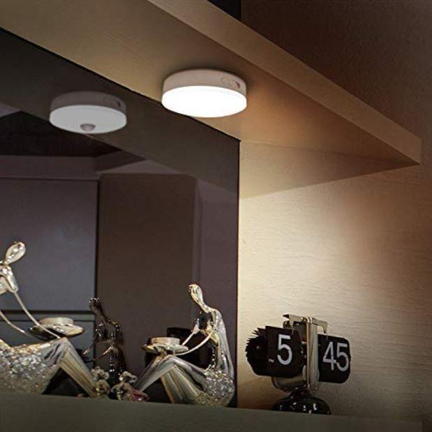 ナイトライト LED 調光 タッチライト 間接照明 おしゃれ USB充電 寝室 リビング 授乳 フットライト テーブルランプ 北欧 コードレス シンプル 2個セット four-piece 11