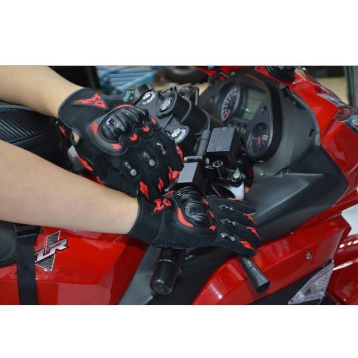 バイクグローブ 春 夏 スマホ 操作 対応 プロテクト グローブ 手袋 サイクルグローブ ライダーグローブ ナックルガード|four-piece|08