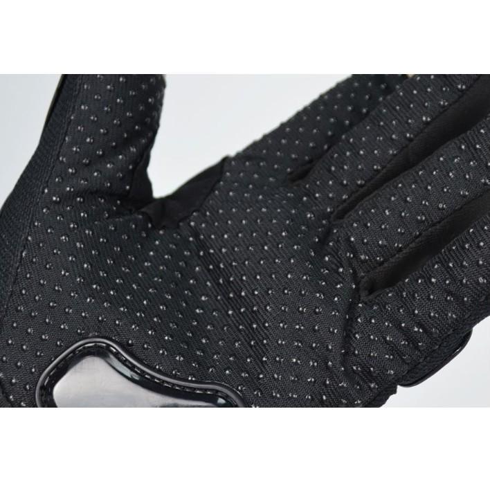 バイクグローブ 春 夏 スマホ 操作 対応 プロテクト グローブ 手袋 サイクルグローブ ライダーグローブ ナックルガード|four-piece|10