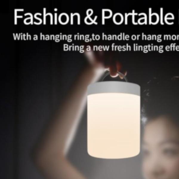 インテリア ライト 7色 間接照明 コードレス おしゃれ 北欧 LED 寝室 リビング ベッドサイドランプ テーブルランプ インテリア 照明 ナイトライト USB充電|four-piece|14
