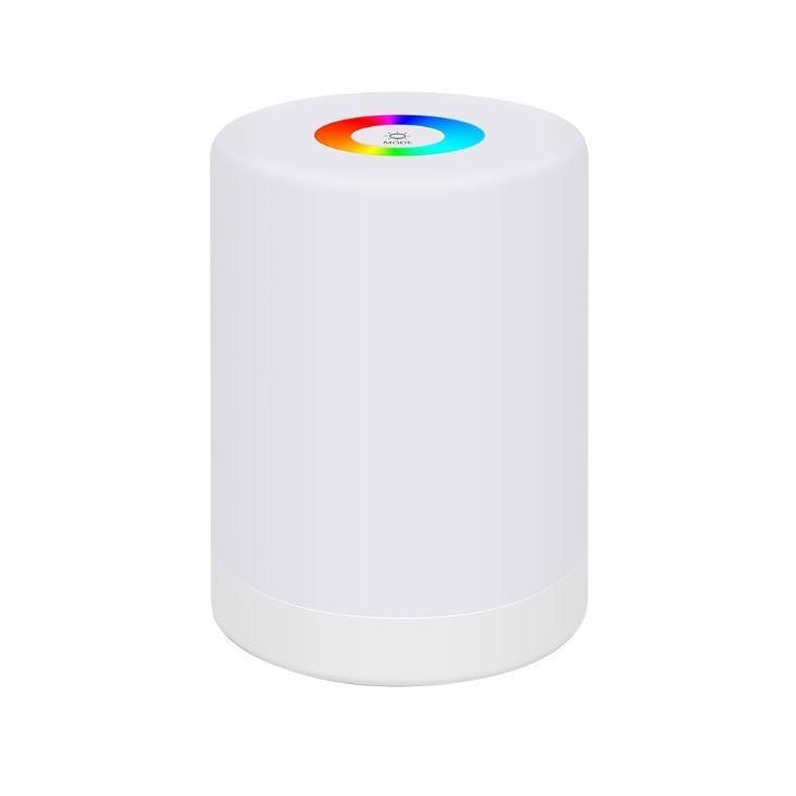インテリア ライト 7色 間接照明 コードレス おしゃれ 北欧 LED 寝室 リビング ベッドサイドランプ テーブルランプ インテリア 照明 ナイトライト USB充電|four-piece|17
