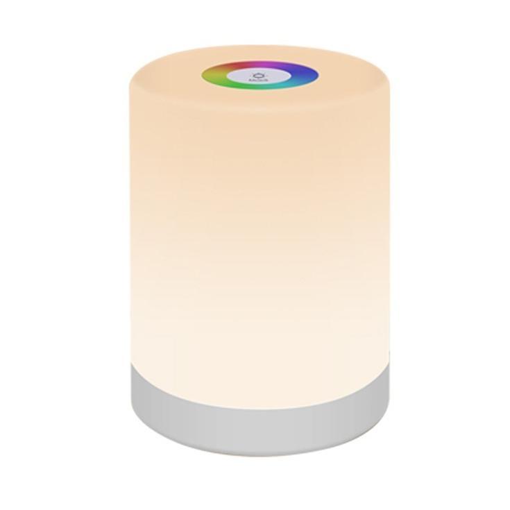 インテリア ライト 7色 間接照明 コードレス おしゃれ 北欧 LED 寝室 リビング ベッドサイドランプ テーブルランプ インテリア 照明 ナイトライト USB充電|four-piece|18