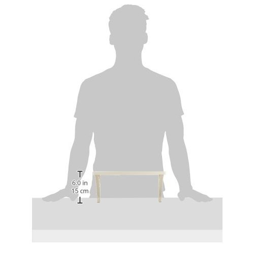ライクイット(like-it)ランドリー収納タオルバー シェルフ スクエア幅35x奥9x高15.5cmアイボリー日本製SS-01|fr-online|03