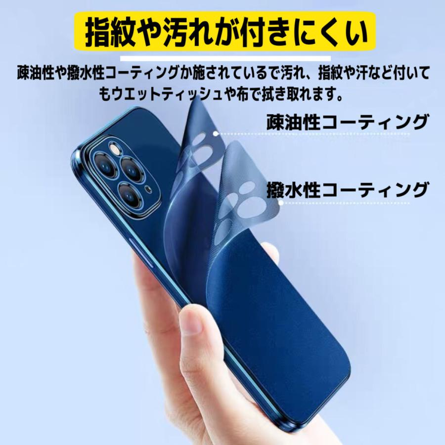 iPhone12 ケース iPhone12 Pro iPhone12 Pro Max iPhone12mini ケース カバー 指紋防止 レンズ保護 衝撃吸収 擦り傷防止 TPU 耐衝撃 薄型 軽量 ケース|francekids|02