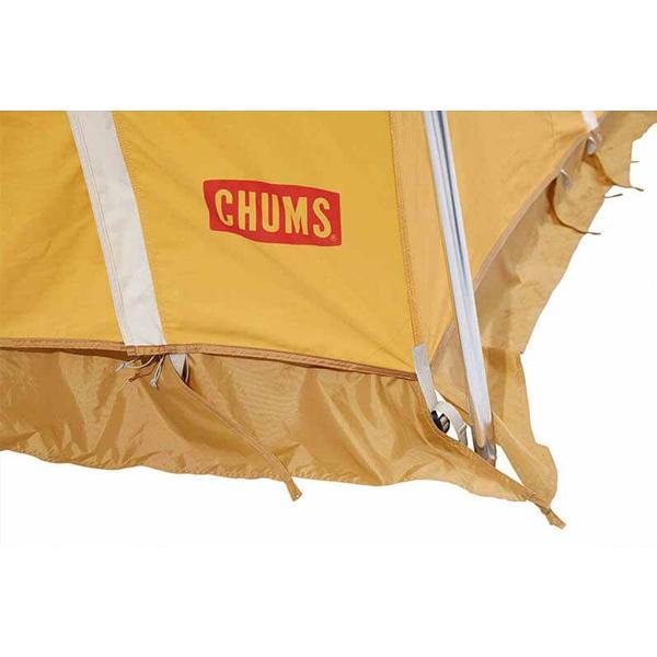 CHUMS チャムス / KOYA TENT T/C 5 コヤテントT/C 5 (大型2ルームテント) (CH62-1432) (2020春夏) francis-bean 11