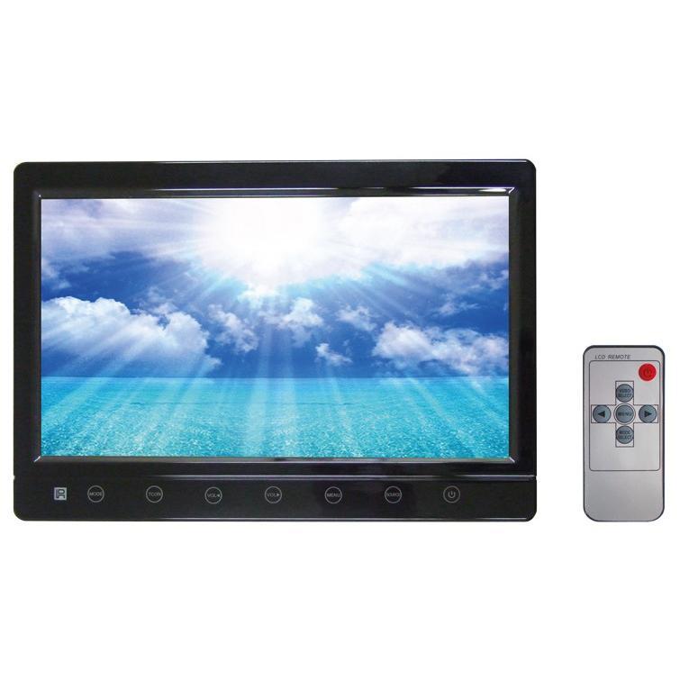 車載用 10.1V型 TFT LCDカラーモニター NX-1000M|frc-net