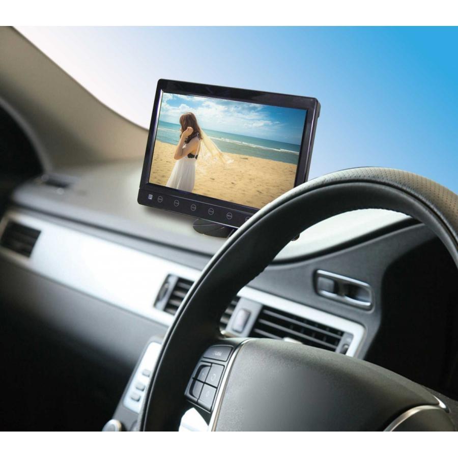 車載用 10.1V型 TFT LCDカラーモニター NX-1000M|frc-net|02