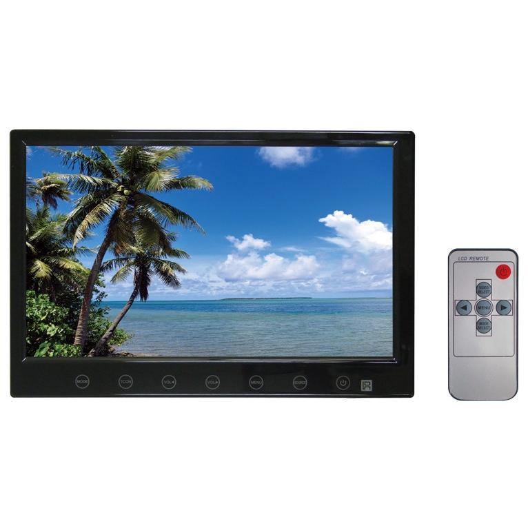車載用 9V型 TFT LCDカラーモニター NX-900M frc-net