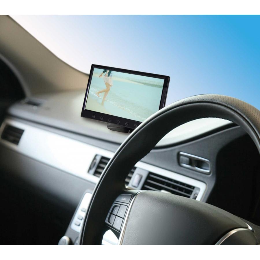 車載用 9V型 TFT LCDカラーモニター NX-900M frc-net 02