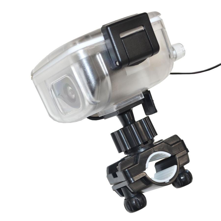 【送料無料】小型・軽量ドライブレコーダー NX-DR01 + 対応防水ケース NX-01WP 特価限定セット|frc-net|06