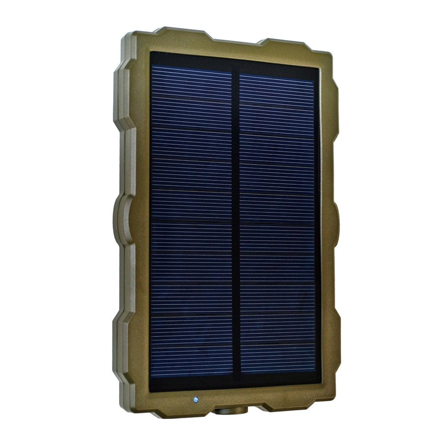 F.R.C.NEXTEC レンジャーカメラ用ソーラーパネル:NX-RC-SO 1700mAhのバッテリーを内蔵 USBによる充電も可能 frc-net