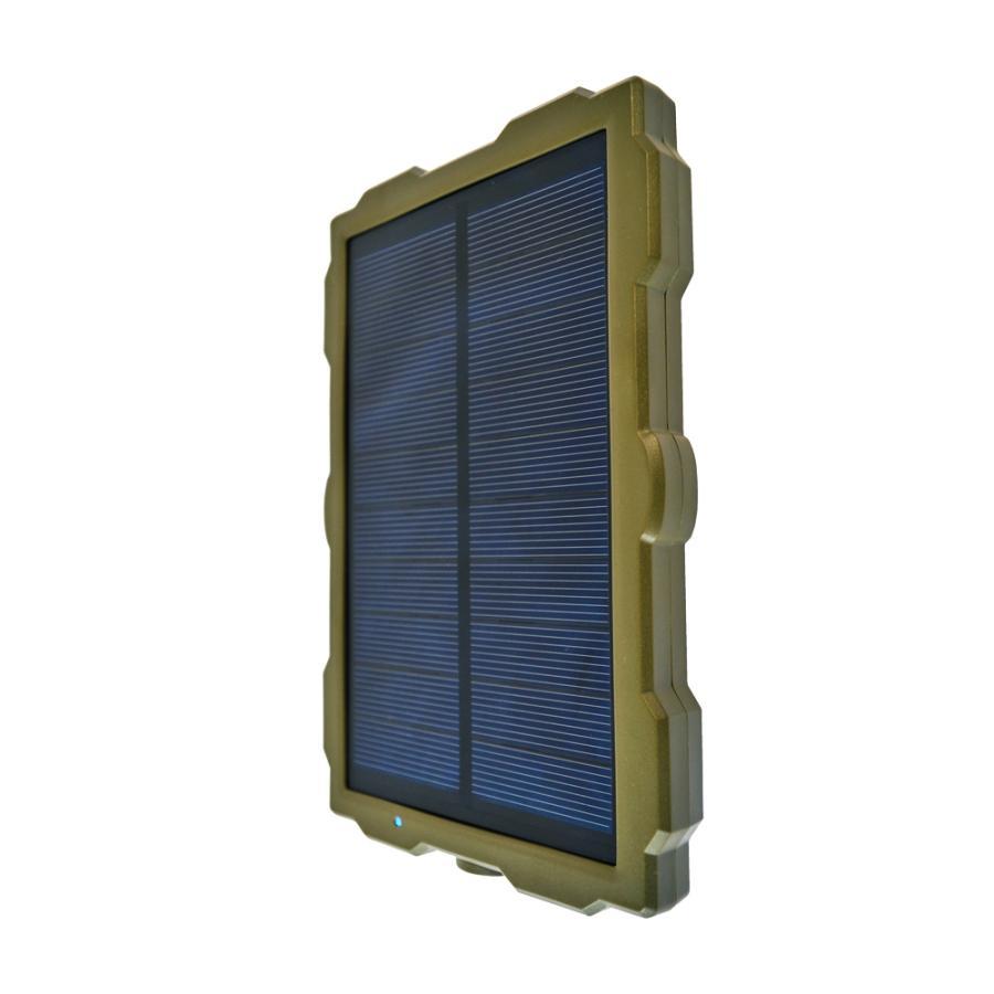 F.R.C.NEXTEC レンジャーカメラ用ソーラーパネル:NX-RC-SO 1700mAhのバッテリーを内蔵 USBによる充電も可能 frc-net 02