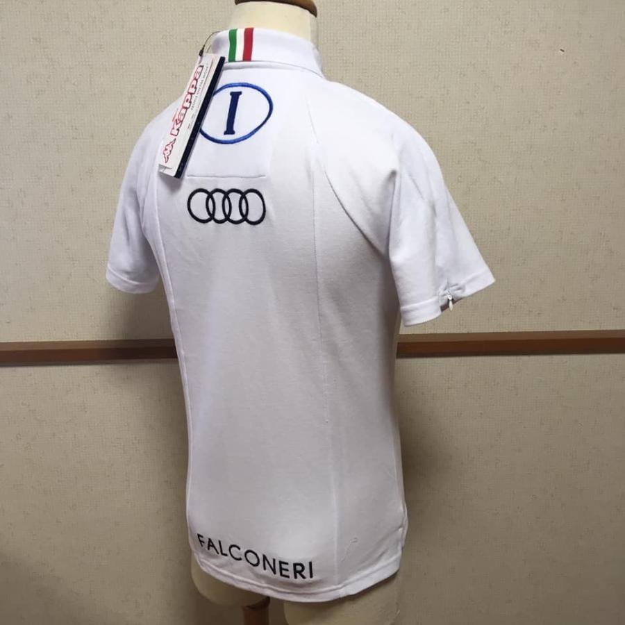 カッパ Kappa スキー スノーボード ウェア FISI イタリア代表 公式ポロシャツ|freak-10|02