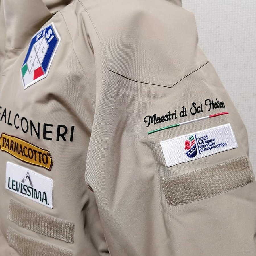 カッパ Kappa スキー スノーボード ウェア FISI イタリア代表 19/20 オーセンティック ジャケット freak-10 05