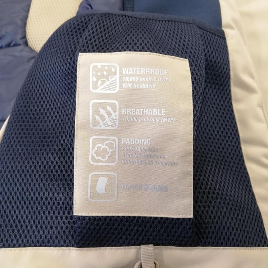 カッパ Kappa スキー スノーボード ウェア FISI イタリア代表 19/20 オーセンティック ジャケット freak-10 06
