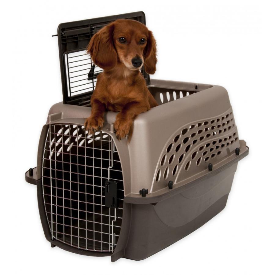 ペットケージ 旅行用 バリケンネル 飛行機 キャリー ダブルドア 上開き 超小型犬 猫 小動物 ウサギ SM ( 2ドアバリケンネル SM 2個セット ) freebirdcorp 05