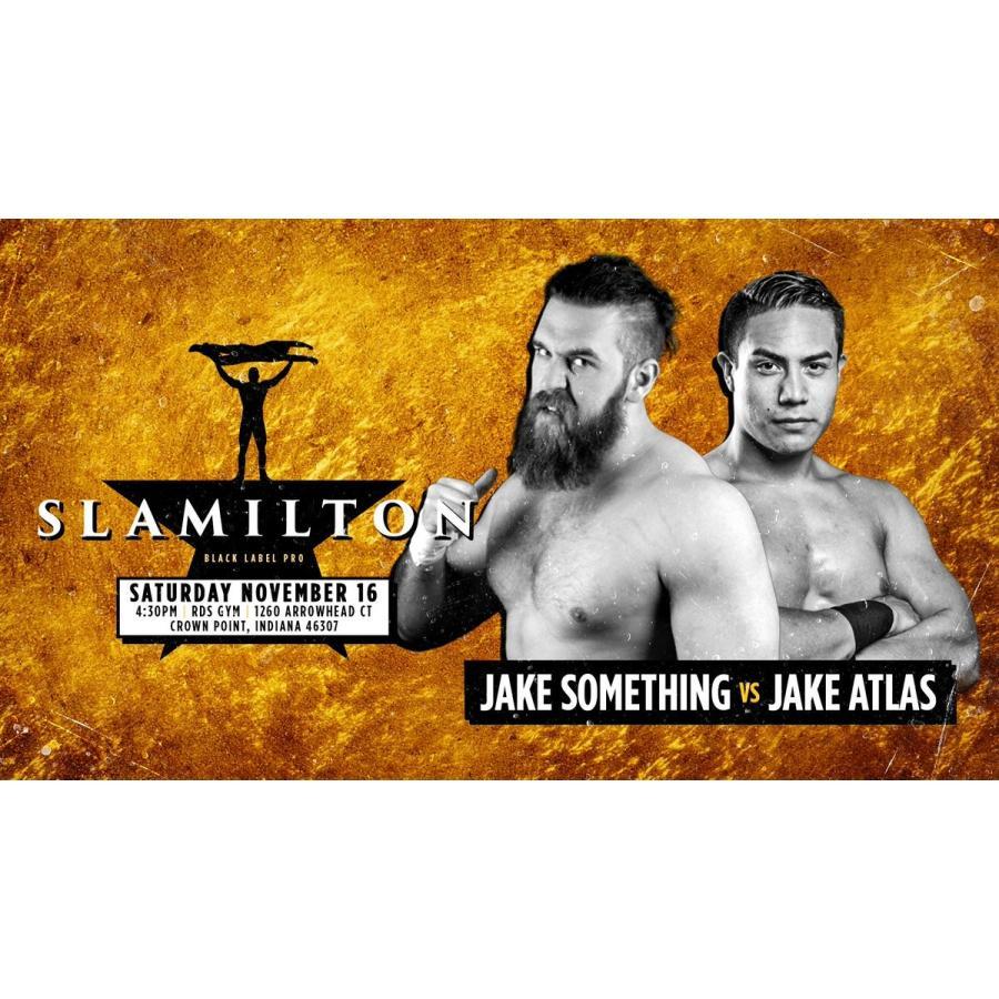 米インディープロレス Black Label Pro DVD「Slamilton 2」(2019年11月16日インディアナ州クラウンポイント)【新日本プロレス 成田蓮 参戦】 freebirds 06