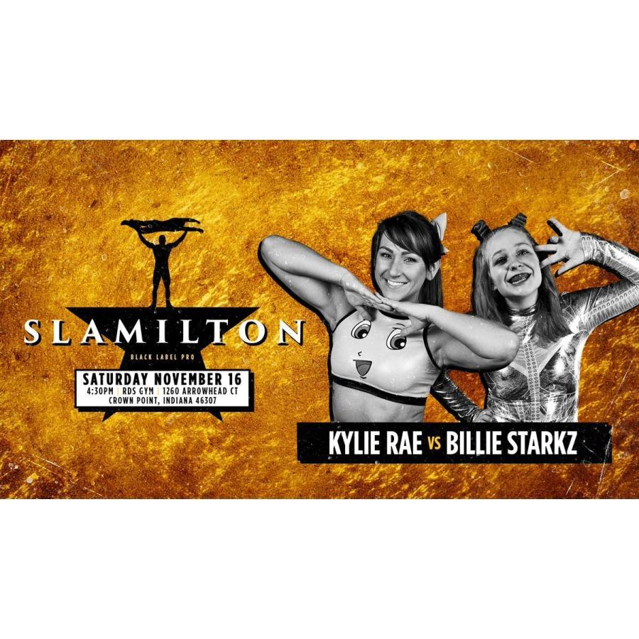 米インディープロレス Black Label Pro DVD「Slamilton 2」(2019年11月16日インディアナ州クラウンポイント)【新日本プロレス 成田蓮 参戦】 freebirds 08