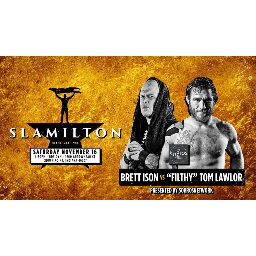 米インディープロレス Black Label Pro DVD「Slamilton 2」(2019年11月16日インディアナ州クラウンポイント)【新日本プロレス 成田蓮 参戦】 freebirds 09