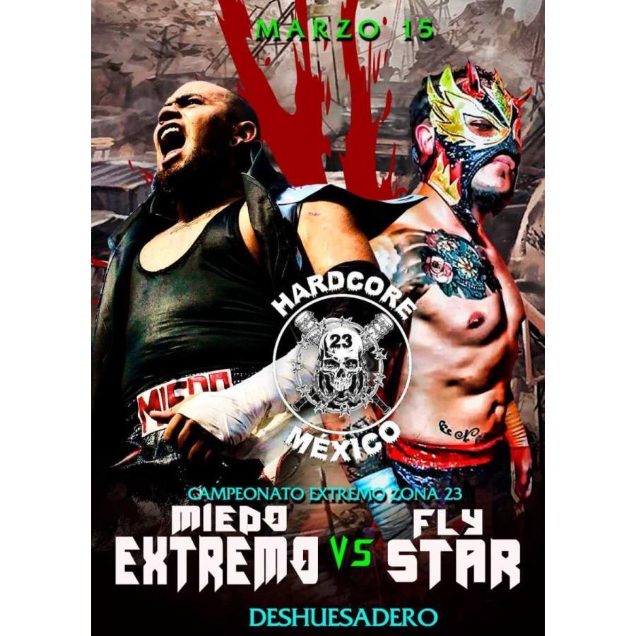 Zona-23 DVD「La Guerra Comienza(2枚組)」(2020年3月15日メキシコ・メキシコシティ)米直輸入盤《日本盤未発売》ジャンクヤードルチャ|freebirds|05